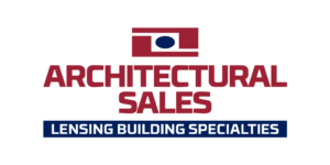 Architectural Sales A Division of Lensing Building Specialties Logo